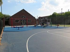 Playground at Listing #140914