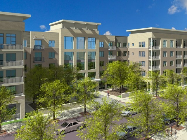 Arpeggio Victory Park Apartments Dallas TX