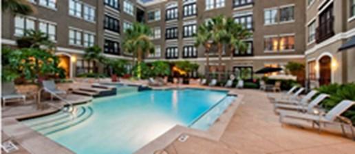 Pool at Listing #139356