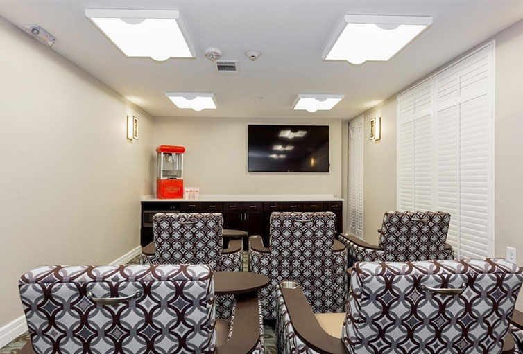 Theater at Listing #147793
