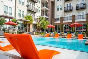 Pool at Listing #144802