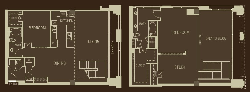 2,123 sq. ft. B9 floor plan