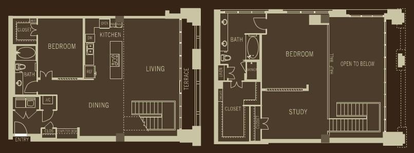 2,003 sq. ft. B9 floor plan