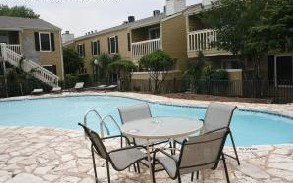 Pool at Listing #140487