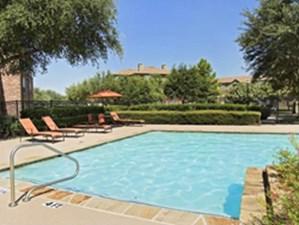 Pool at Listing #137758