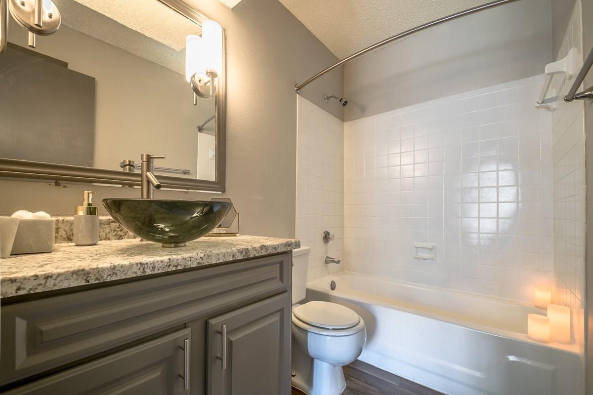 Bathroom at Listing #140901