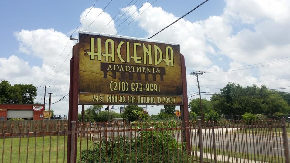 Hacienda Apartments San Antonio TX