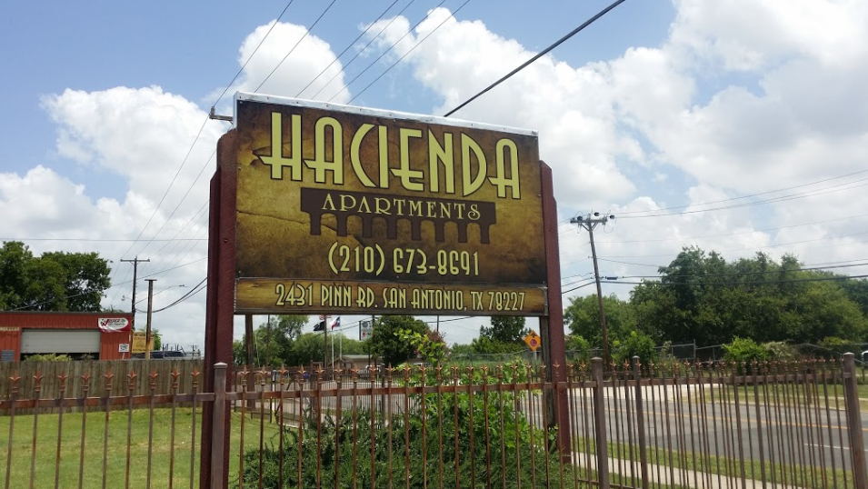 Hacienda Apartments San Antonio, TX