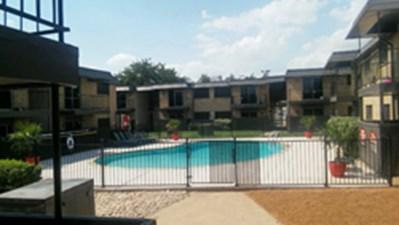 Pool at Listing #136678