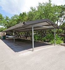 Covered Parking at Listing #140438