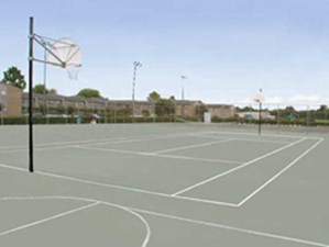 Basketball Court at Listing #139213