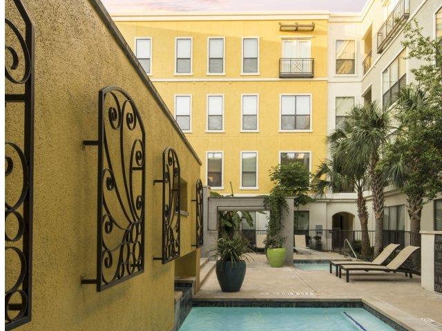 Pool at Listing #145839