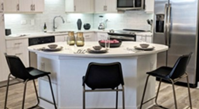 Kitchen at Listing #269826