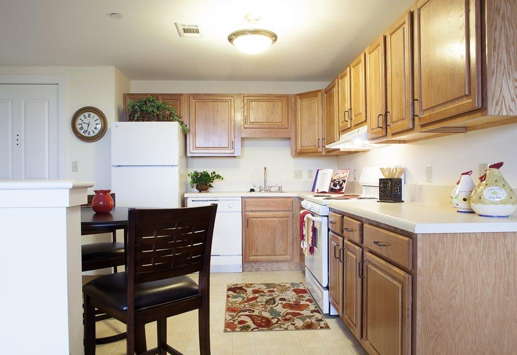 Kitchen at Listing #144872