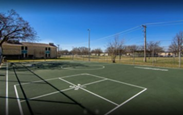 Sport Court at Listing #136901