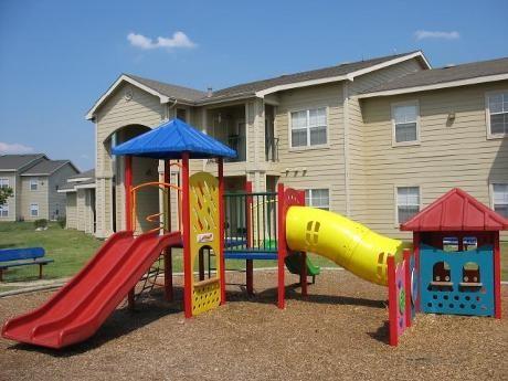 Playground at Listing #140771