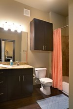 Bathroom at Listing #259799