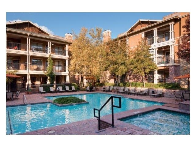Pool at Listing #137718