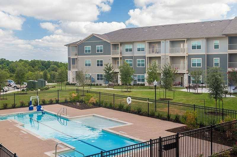 Pool at Listing #295355