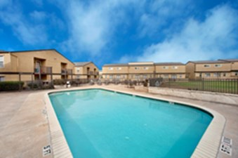 Pool at Listing #136183