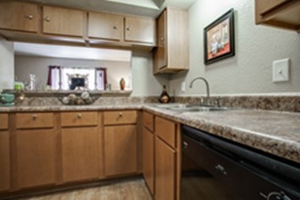 Kitchen at Listing #135698