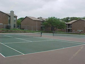 Tennis Court at Listing #137041