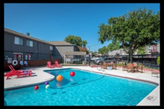 Pool at Listing #137931
