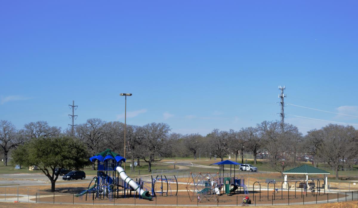 Playground at Listing #136920