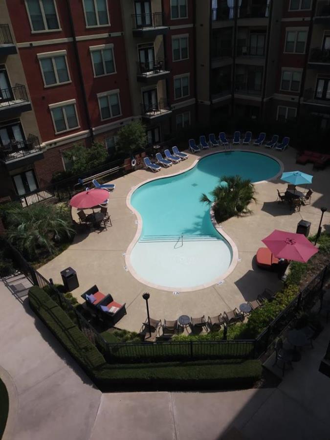 Pool at Listing #144962