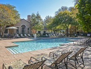 Pool at Listing #141304