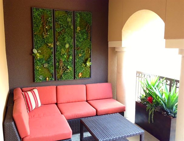 Lounge at Listing #144696