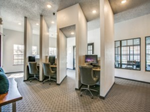Business Center at Listing #137146