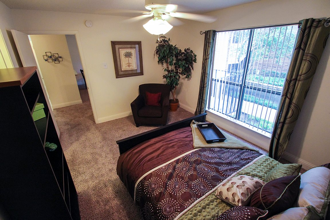 Bedroom at Listing #136228
