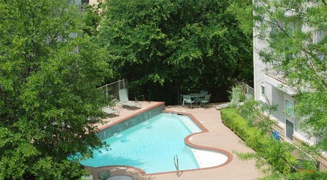 Pool at Listing #137809