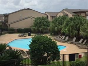 Pool at Listing #139706