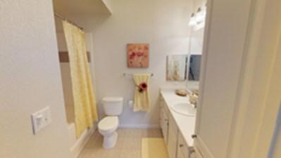 Bathroom at Listing #151606