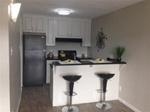 Kitchen at Listing #141215