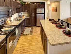 Kitchen at Listing #153000