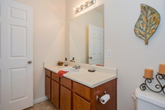 Bathroom at Listing #145102