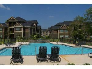 Pool Area at Listing #146619