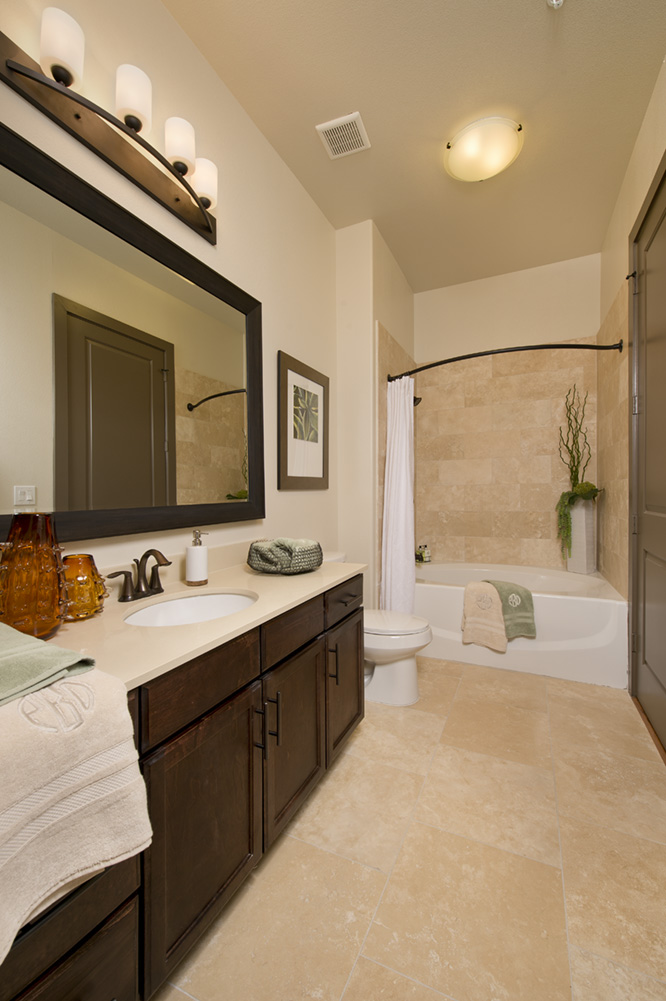 Bathroom at Listing #243202