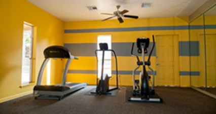 Fitness Center at Listing #140031