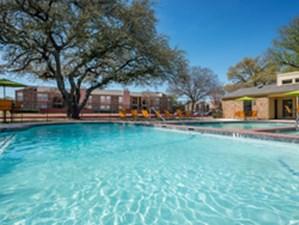 Pool at Listing #135882