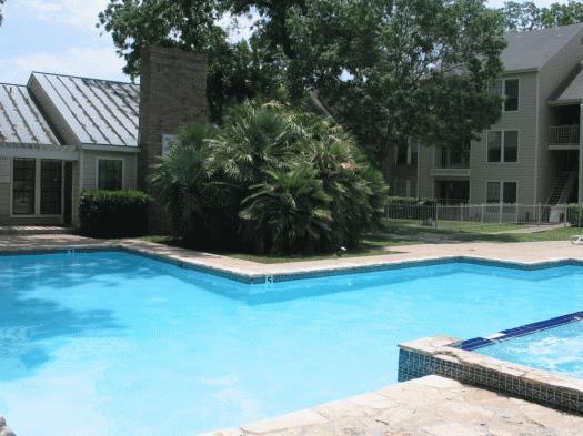 Pool at Listing #141255