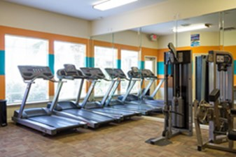 Fitness Center at Listing #138274