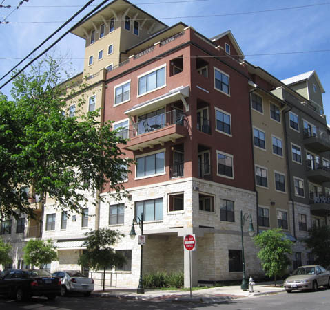 Block on Rio Grande Apartments Austin TX
