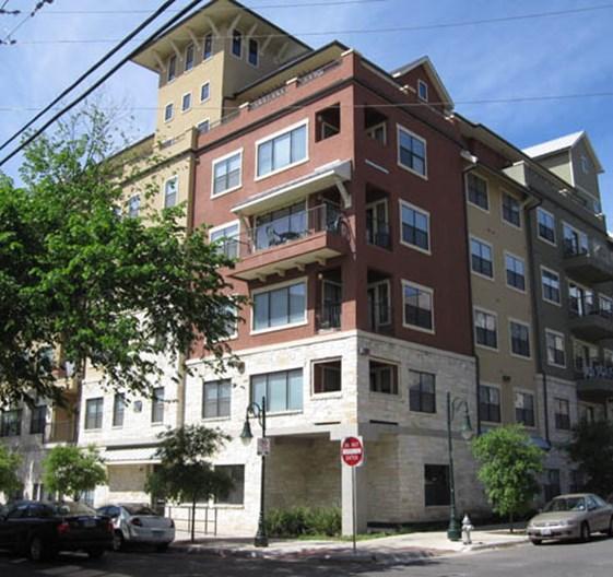 Block on Rio Grande Apartments