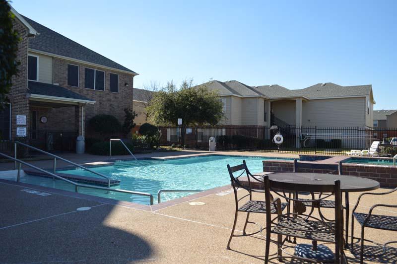 Pool at Listing #137847