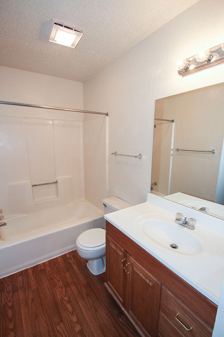 Bathroom at Listing #137087