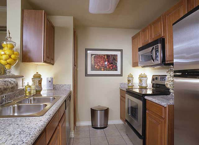 Kitchen at Listing #144593